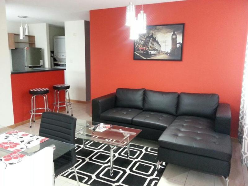 Modern and cozy apartment, holiday rental in Mixco