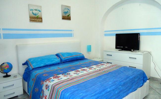 Camera Matrimoniale tripla, vacation rental in Favazzina