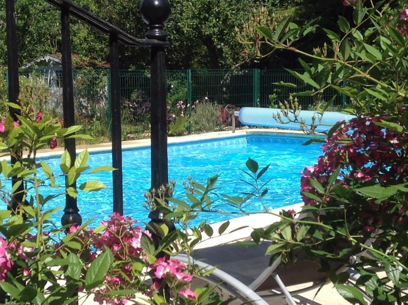La Petite Bergerie - 3 bedroom gite - shared pool, holiday rental in Saint Hilaire de Villefranche