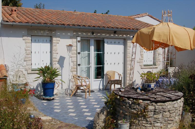 maison ile de ré, holiday rental in Le Bois-Plage-en-Re