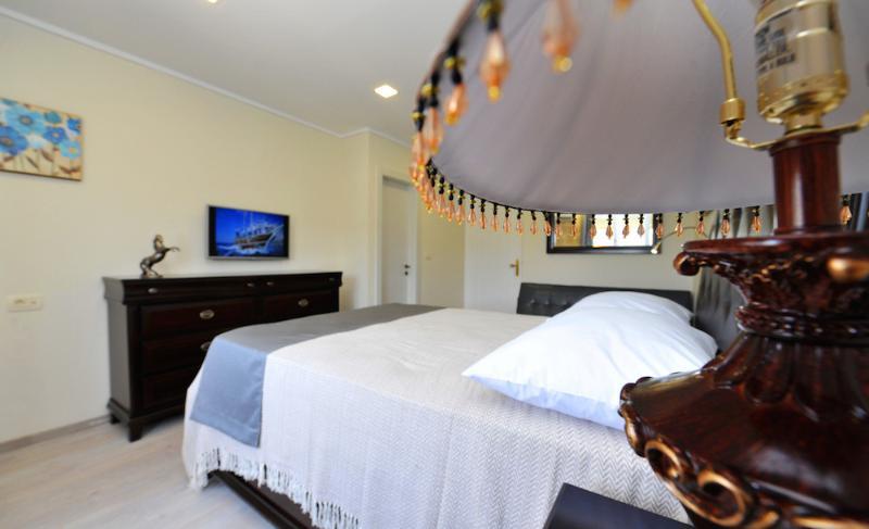 Luxus-Unterkunft