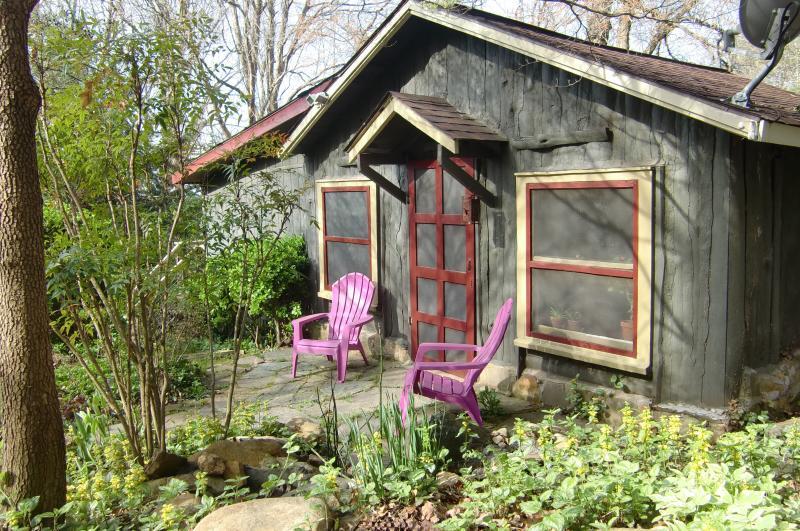 ÁRBOL de deseos - un refugio de montaña tranquilo encantador pero minutos a Asheville