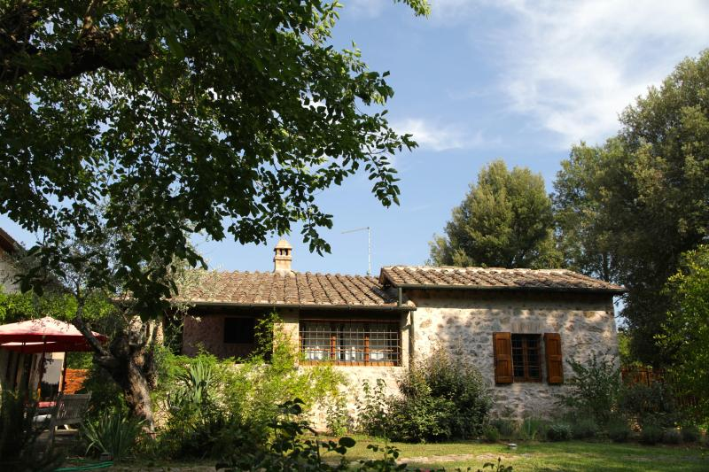 Charming cottage near Siena, the best option for a unforgettable holiday!