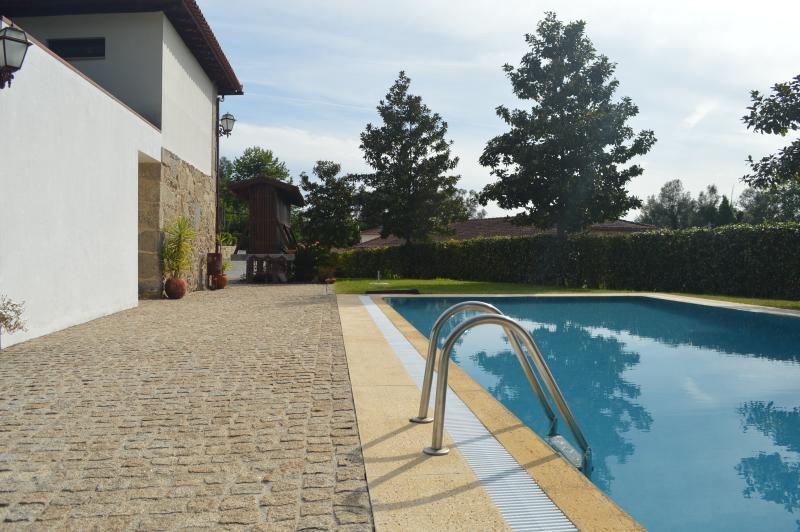 Quinta de Ataide Suite com piscina para ferias, casa vacanza a Caldelas