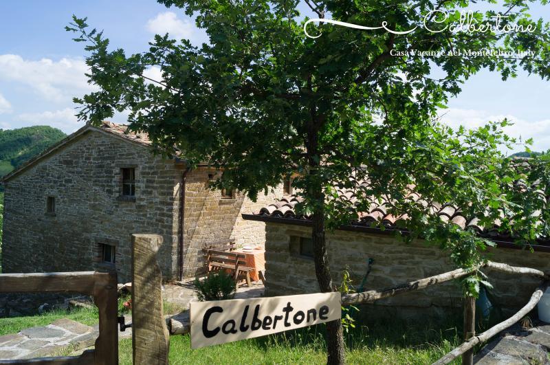 Entrée principale de Calbertone