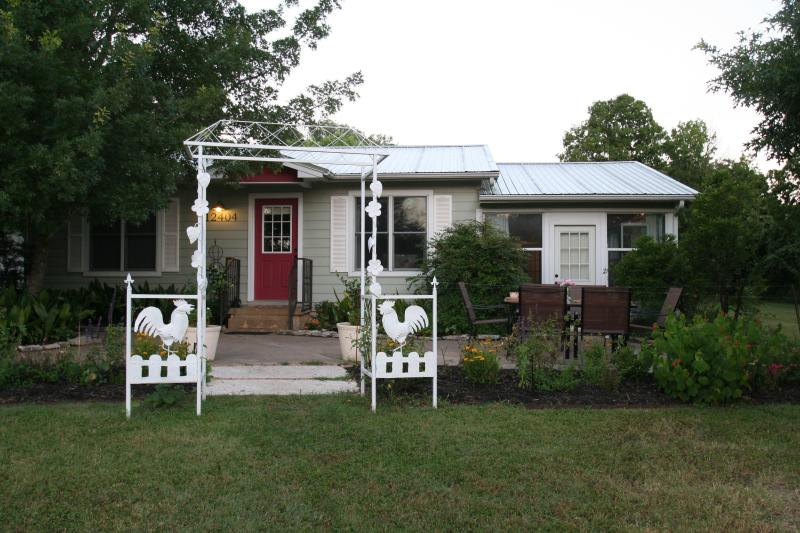 Onion Creek Cottage, holiday rental in Kyle