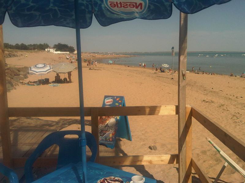BOIS SOLEIL, holiday rental in La Tranche sur Mer