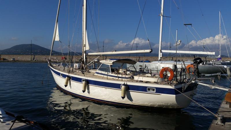 Beautiful Sailing boat in France Cote d'Azur!!!, Ferienwohnung in Villeneuve-Loubet