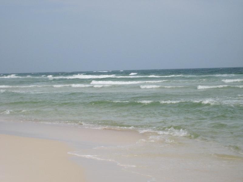 Beautiful soft white sugary sands.