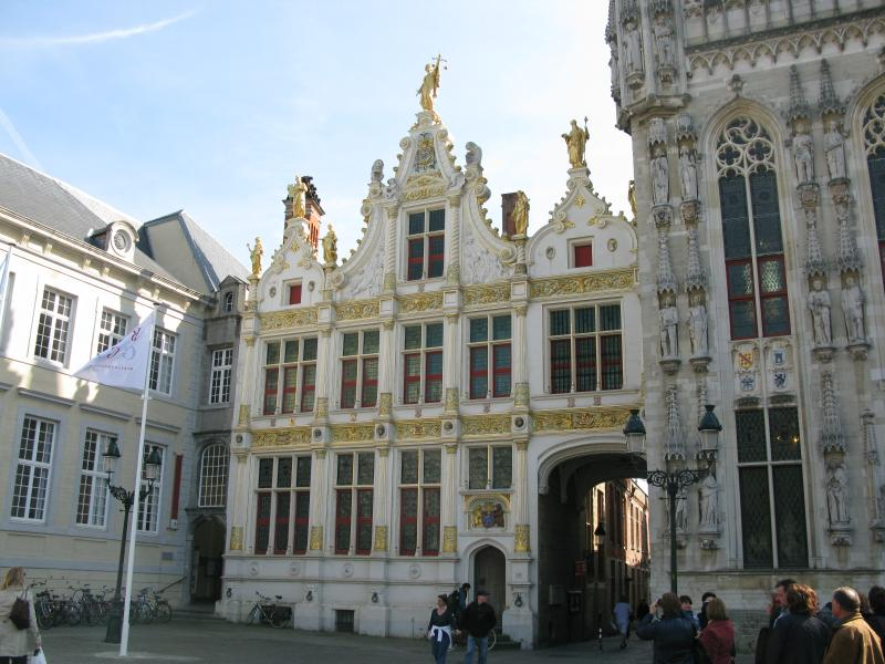 Unesco World Heritage City Brugge is only half an hour away.