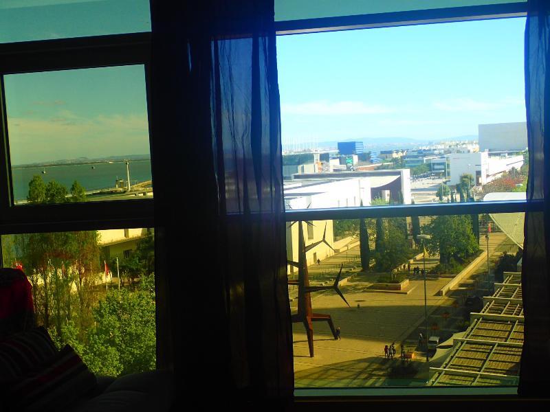 Vue panoramic Purple suite