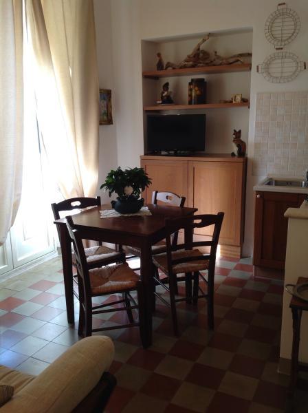 Sala de estar-jantar