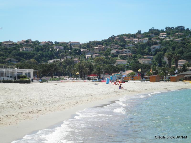 The beaches of PORTICCIO::La VIVA and CAPITELLO