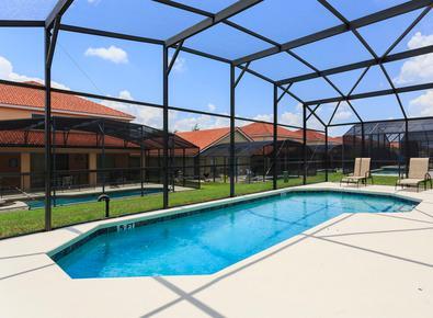 Pool Deck for Sunshine