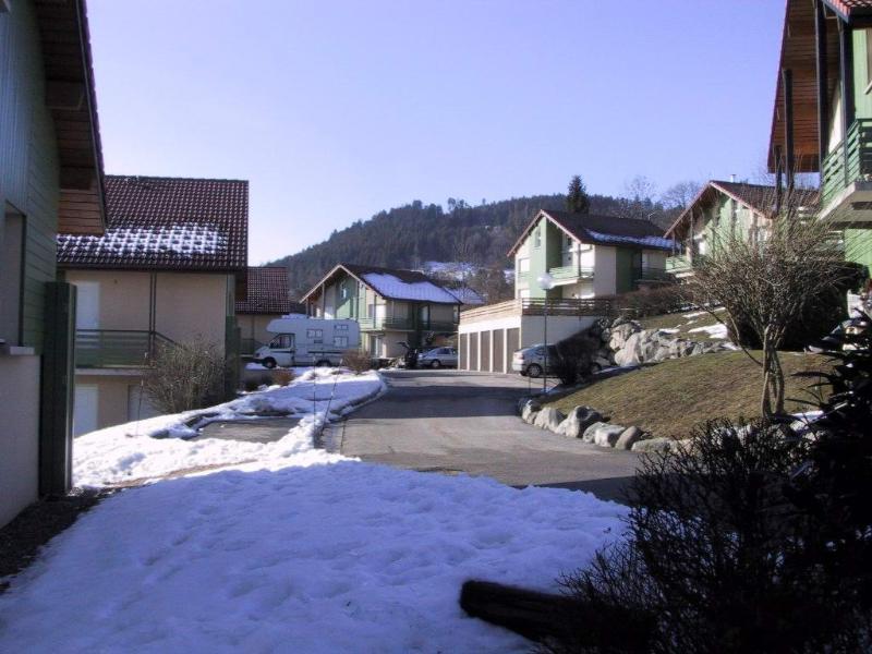 Appt 40m² Chalet Domaine des Chênes Rouges avec piscine à Gérardmer, vacation rental in Gerardmer