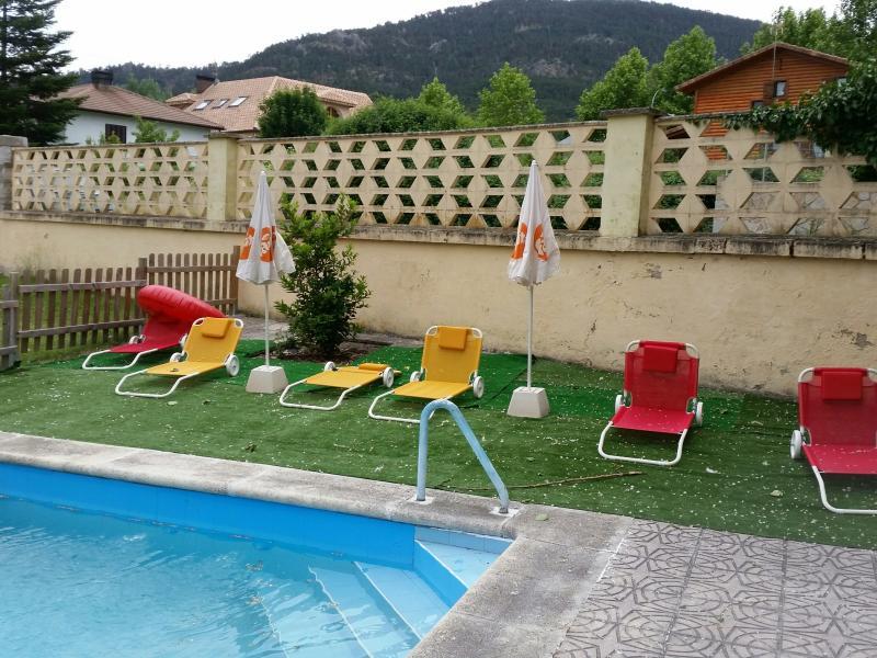 La Rosa de Pedro, casa vacanza a Provincia di Segovia