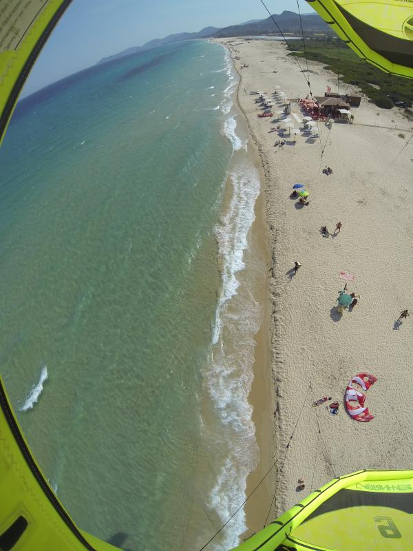 Costa Rey beach  (60 min by car or 90 min by bus)