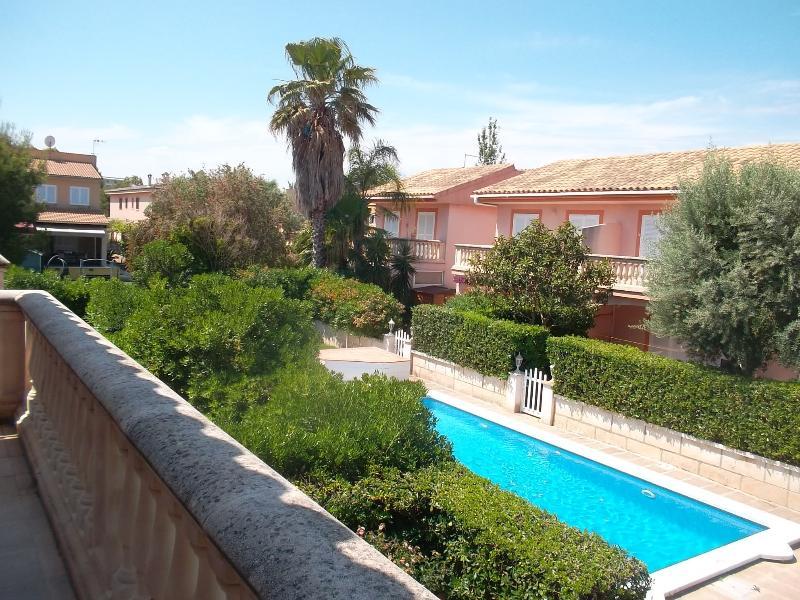 PLAYA Y RELAX, Ferienwohnung in Port d'Alcúdia
