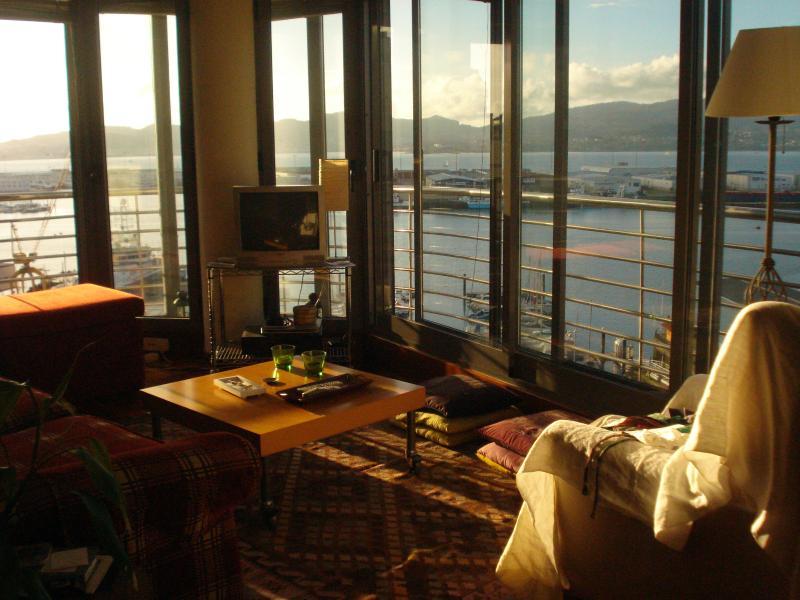 Duplex see view, holiday rental in Vigo