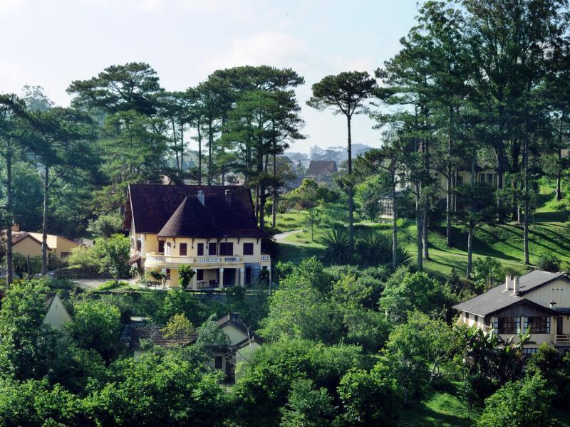 Ana Mandara Villas Dalat - Villa Room, casa vacanza a Da Lat
