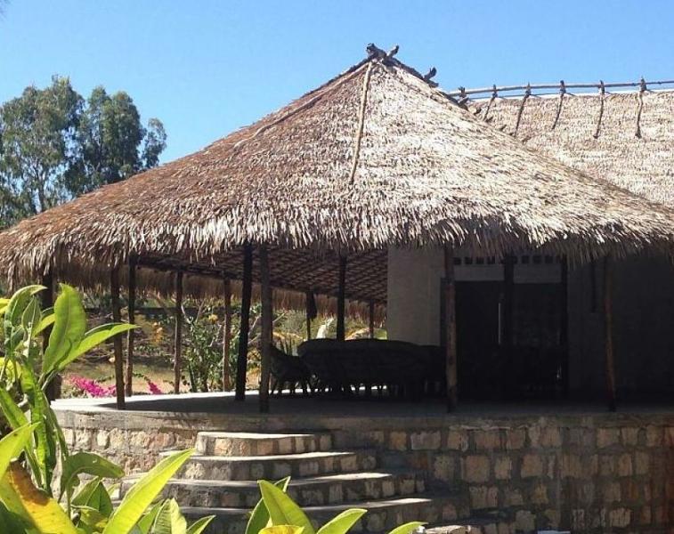 Maison de vacances -Bord de mer- Mahajanga, location de vacances à Madagascar