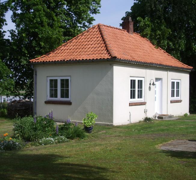 Casa de campo tranquilo en la ciudad histórica de Bardowick