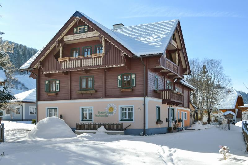 Amazing house with mountain view, holiday rental in Donnersbachwald