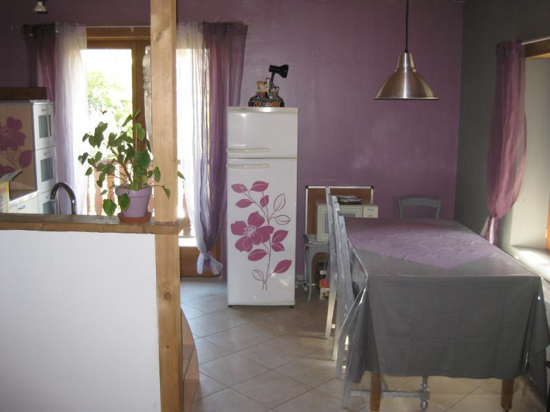 Appartement dans maison, location de vacances à Rumilly