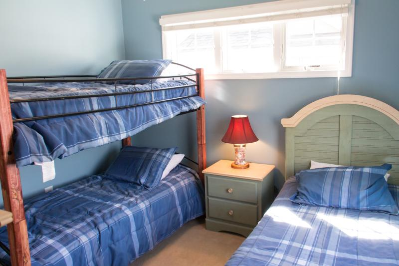 Bedroom 1 With Bunkbed And 1 Single Bed