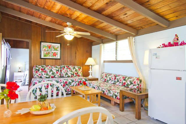 1 Bedroom/1 Bath Ali'i Cottage