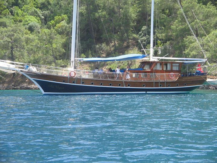 Medidor de 23 6 cabine Gulet Turquia
