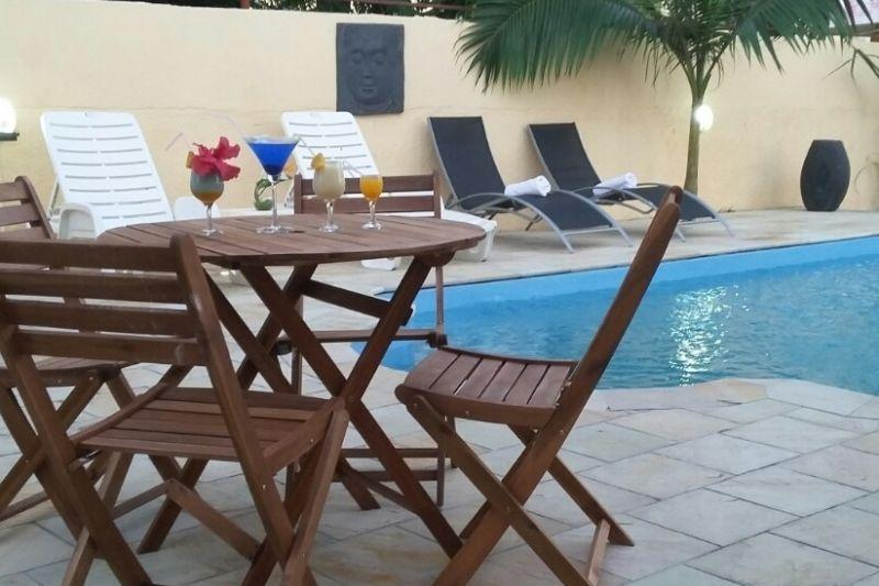Villa Santa Ile Maurice, holiday rental in Pamplemousses District
