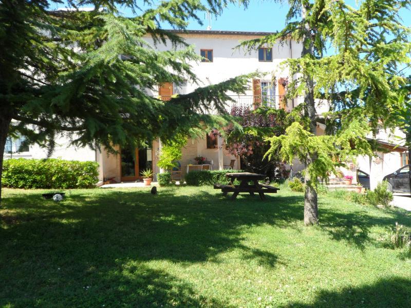 Il Piccolo Carro - Appartamenti, vacation rental in Monte Giberto
