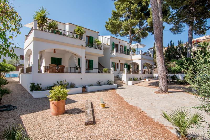 Ullastre: Apartamento con amplia terraza y jardín, ETVPL/12634, casa vacanza a Cala Ratjada