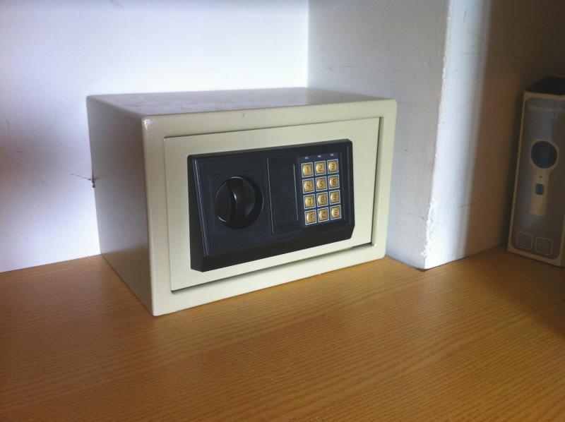 Caja / Caja de Seguridad - ComprandoViajes