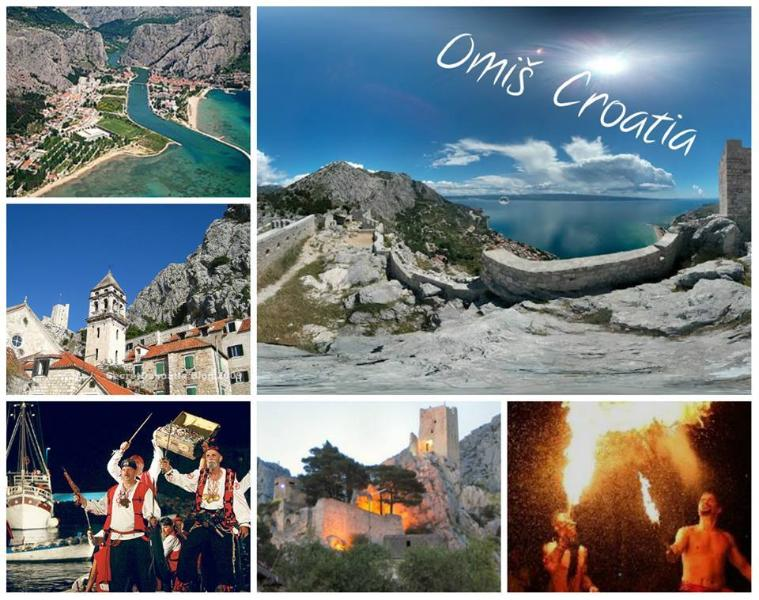 Omis area attractions