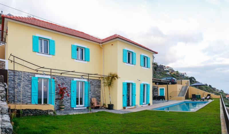 Villa Pargo, vacation rental in Faja da Ovelha
