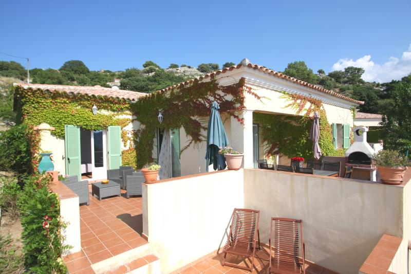 domaine victoria, holiday rental in Corsica