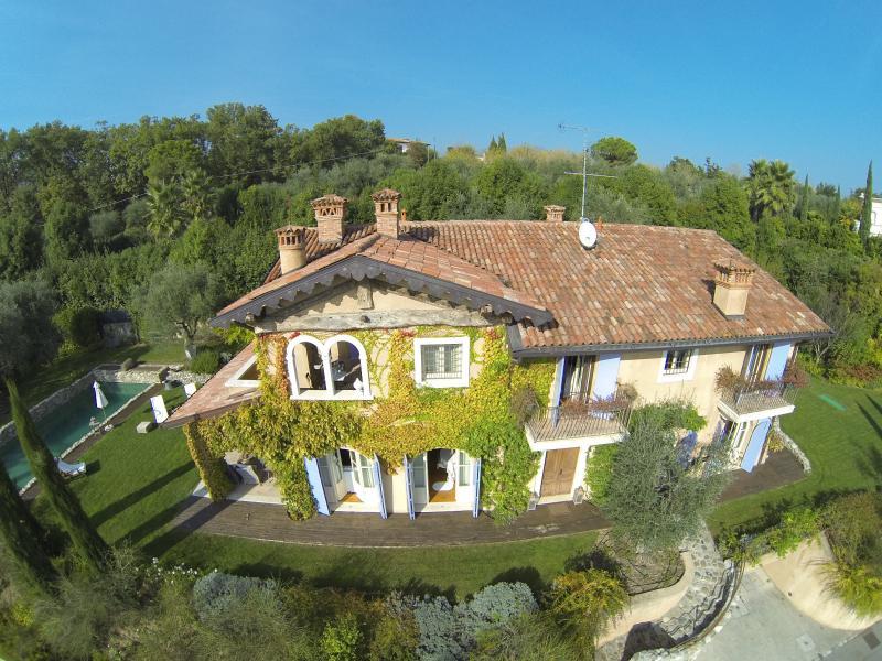 Vista panorámica de La Criolda Charme & Luxury Villa Resort