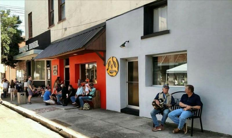 Delta Digs in the Heart of the Historic Clarksdale Downtown District. A front row seat for the Blues
