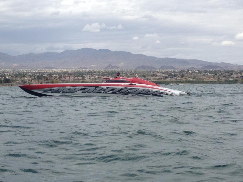 Lake Havasu great for Boating!