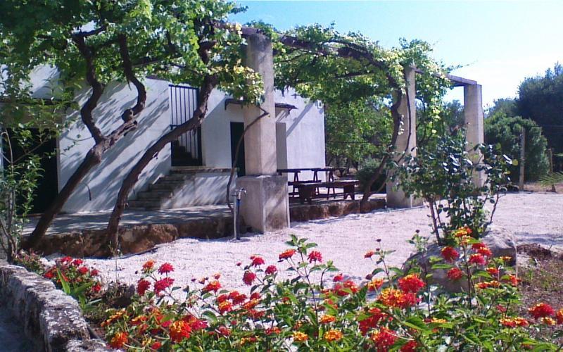LA PILA CASOLARE DI CAMPAGNA indipendente con piscina 6 posti, vacation rental in Taurisano