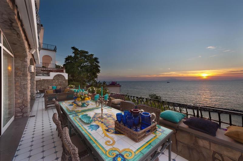 Villa Biancalisa Luxury Villa Sorrento Coast With Sea