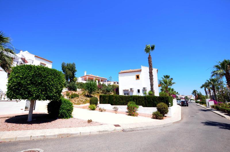 The prettiest street in Los Dolses