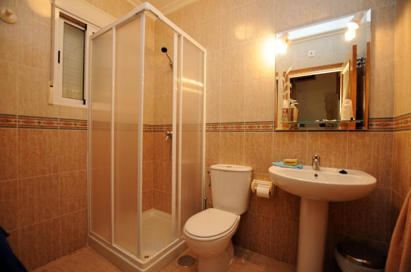Family Shower Room is located on the Ground Floor
