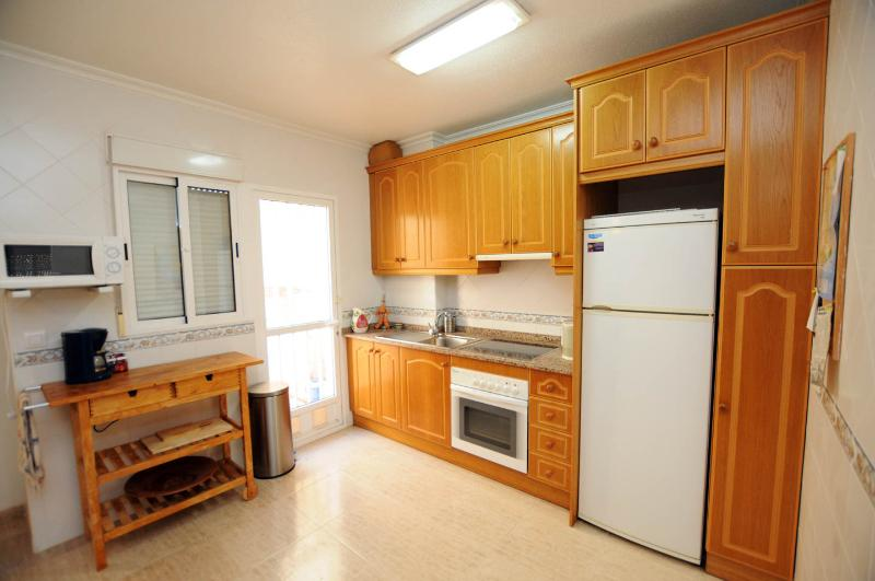 Fully equipped Kitchen and Outside Utility areas