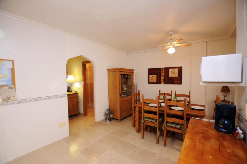 Kitchen / Diner Open Plan, fully equipped