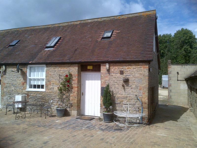 Kine cottage Front Entrance