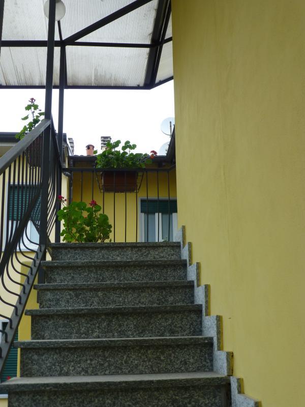 SCALE DI ACCESSO - STAIRS