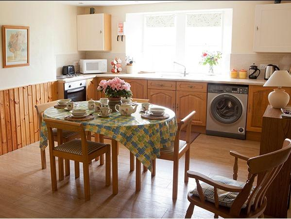 large kitchen/dining area,fully equipped,wonderful views,